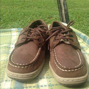 Boys Sperry Billfish shoes